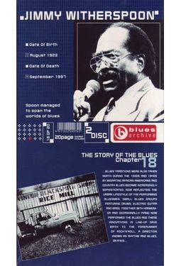 Jimmy Witherspoon, Volume 18 - Story of Blues