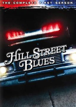 Hill Street Blues - Season 1 (3-DVD)