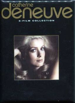 The Catherine Deneuve Collection (3-DVD)