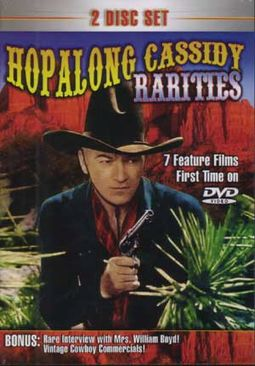 Hopalong Cassidy Rarities (2-DVD)