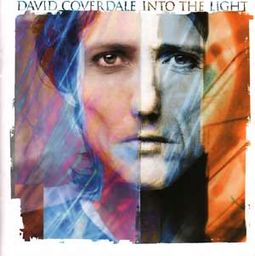 David Coverdale Into The Light Cd 2000 Dragonshead