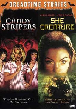 Candy Stripers / She Creature (2-DVD)