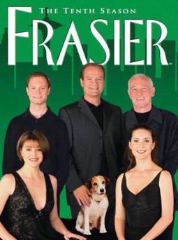 Frasier - Complete 10th Season (4-DVD)