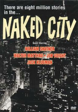 Naked City - (Portrait of A Painter / Don't Knock