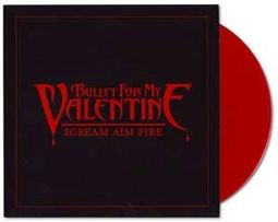 Scream Aim Fire / Creeping Death (Red Vinyl) (EU