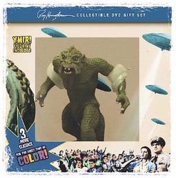 Ray Harryhausen Collectible DVD Gift Set (Earth