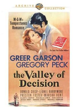 The Valley of Decision (Full Screen)