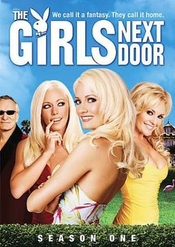 Girls Next Door - Season 1 (3-DVD)
