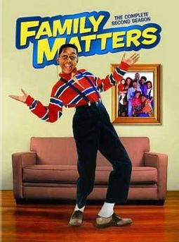 Family Matters - Complete 2nd Season (3-DVD)