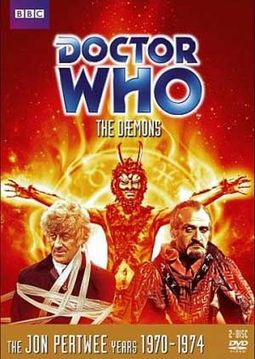 Doctor Who - #058: The Daemons (2-DVD)