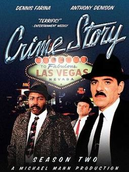 Crime Story - Season 2 (4-DVD)