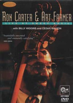 Ron Carter & Art Farmer Live at Sweet Basil