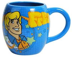 Scooby Doo - Fred  14 oz. Ceramic Mug