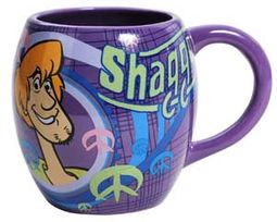 Scooby Doo - Shaggy  14 oz. Ceramic Mug