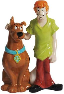 Scooby Doo - Scooby & Shaggy Salt & Pepper Shakers