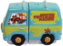 Scooby Doo - Gang & Mystery Machine Salt & Pepper