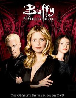 Buffy the Vampire Slayer - Season 5 (6-DVD)