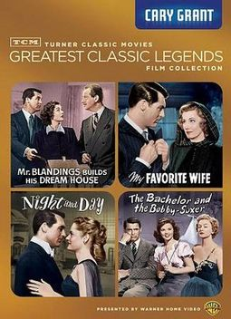 TCM Greatest Classic Legends Collection - Cary