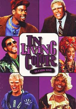 In Living Color - Season 5 (3-DVD)