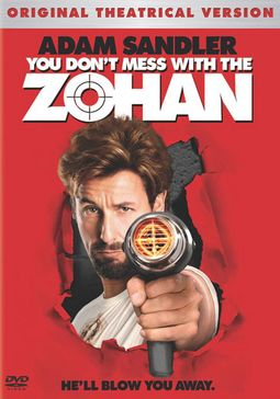 You Don't Mess With The Zohan (Rated)