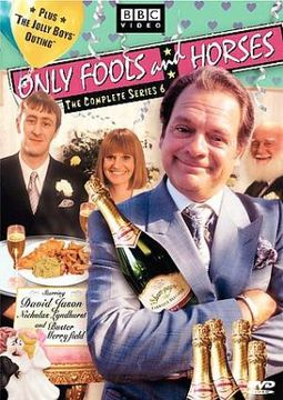 Only Fools and Horses - Complete Series 6 (3-DVD)