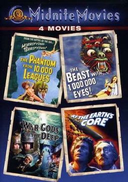 The Phantom from 10,000 Leagues / Beast with
