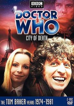 Doctor Who - #105: City of Death (2-DVD)