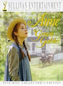 Anne of Green Gables - Collection (5-DVD)