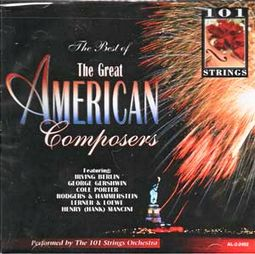 The Best of the Great American Composers, Volume