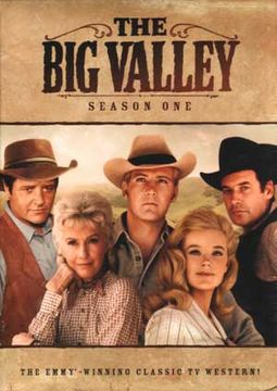 Big Valley - Season 1 (5-DVD)