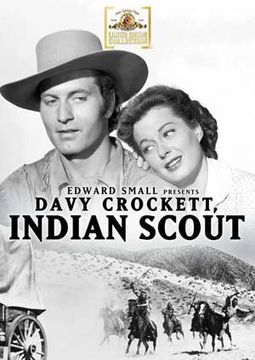 Davy Crockett, Indian Scout