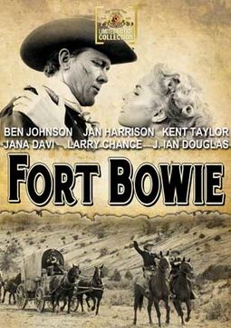 Fort Bowie (Widescreen)