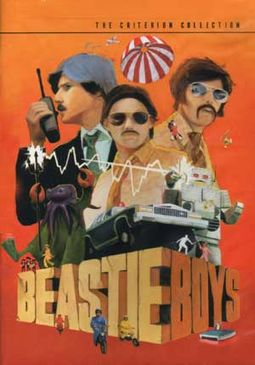 Beastie Boys DVD Video Anthology (Criterion