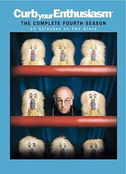 Curb Your Enthusiasm - Complete 4th Season (2-DVD)