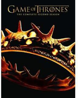 Game of Thrones - Complete 2nd Season (5-DVD)
