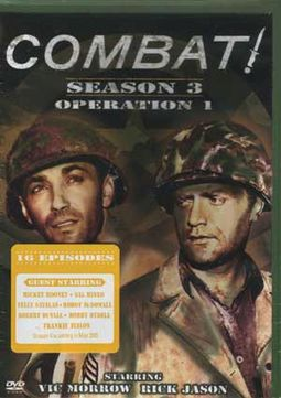Season 3, Operation 1 (4-DVD)