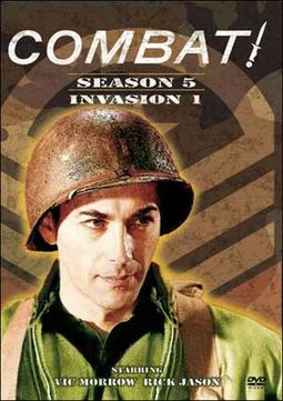 Combat! - Season 5, Invasion 1 (4-DVD)