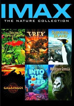 IMAX - Nature Collection (6-DVD)