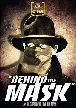 Behind the Mask (Full Screen)