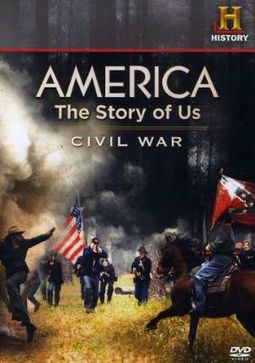 America: The Story of Us, Volume 3 - Civil War /
