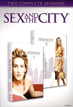 Sex and the City - Complete Seasons 1-2 (15-DVD)