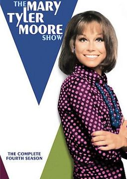 Mary Tyler Moore - Complete Season 4 (3-DVD)