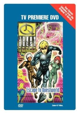 Jonny Quest: The Real Adventures (Escape to