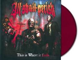 This Is Where It Ends (Limited Edition Red Vinyl)