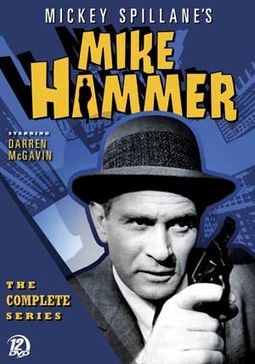 Mike Hammer - Complete Series (12-DVD)