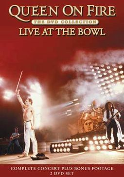 On Fire Live At The Bowl (2-DVD)