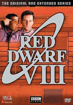 Red Dwarf - Series 8 (3-DVD)