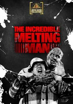 The Incredible Melting Man (Widescreen)