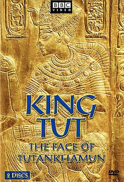 King Tut - The Face of Tutankhamun (2-DVD, Double
