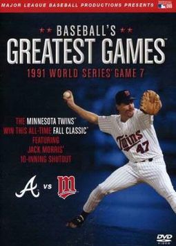 Baseball - Baseball's Greatest Games - 1991 World